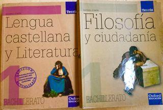 Lengua castellana / filosofia