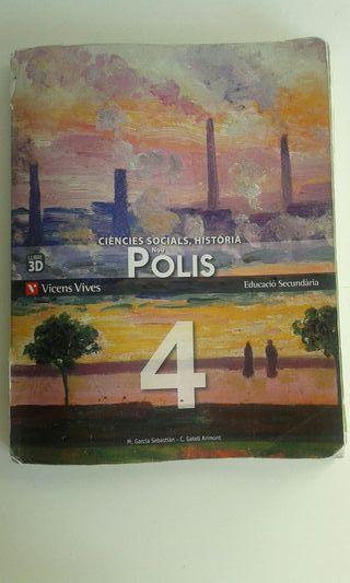 Llibre Nou Polis 4