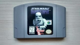Star Wars Shadow of The Empire N64 USA
