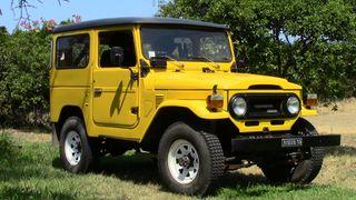 Toyota Land Cruiser BJ 40 1976