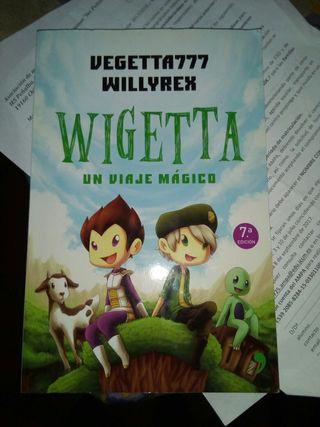 libro lectura vegetta777 willyrex