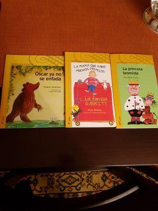 Libro infantil oscar ya no se enfada