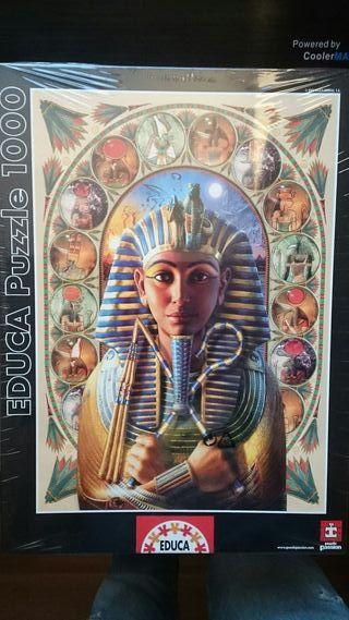 Puzzle Faraon 1000 piezas EDUCA