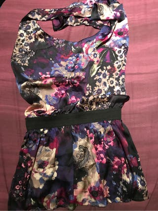 Vestido minifalda