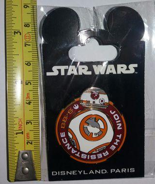 Pin BB8 Star Wars Disneyland