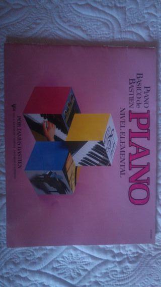 libro de musica (Iniciación)