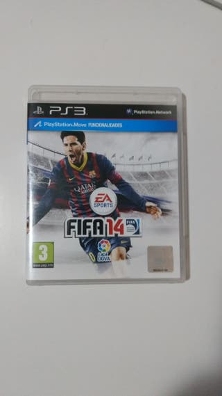 Fifa 14 juego ps3