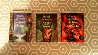 Trilogía de Isabel Allende