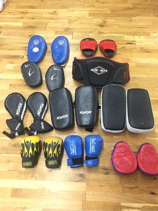 Kit kick boxing