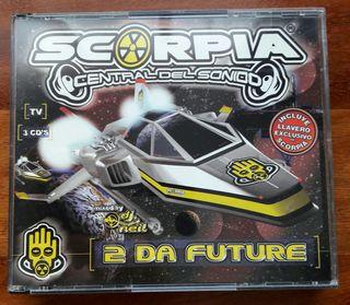 Cds Scorpia