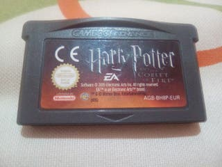 """Harry Potter GBA""""and the GOBLET Of FIRE"""""""