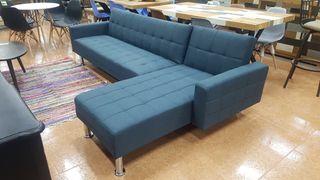 Liquidación Sofá cama chaise longue