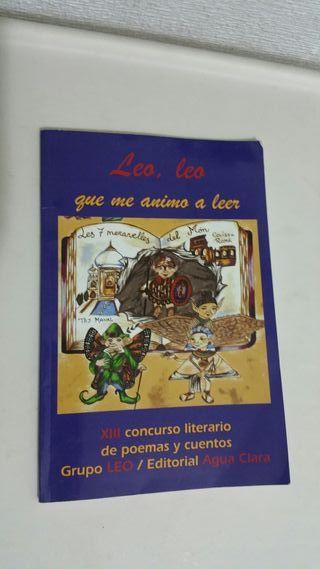 Leo, leo que me animo a leer
