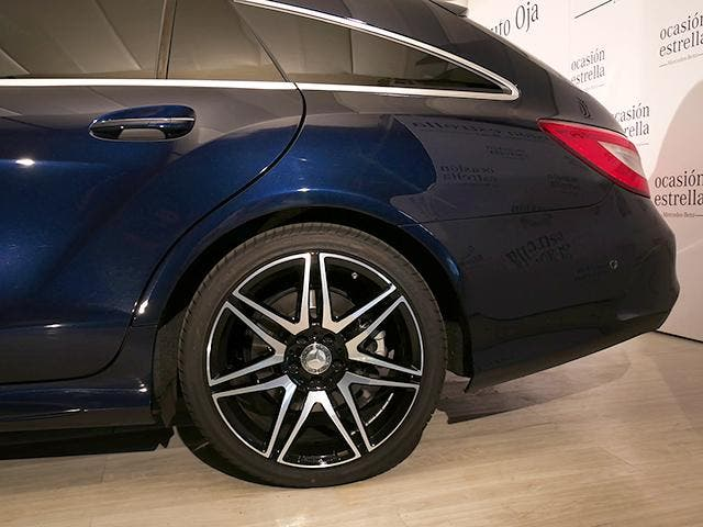 Mercedes-Benz Clase CLS 4MATIC BlueEFFICIENCY Shooting Brake