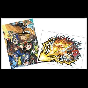 poster exclusivo pokemon sol y luna.