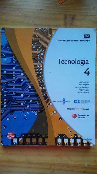 Libro Tecnologia 4° ESO