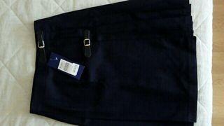 Falda uniforme azul marino El Corte Inglés