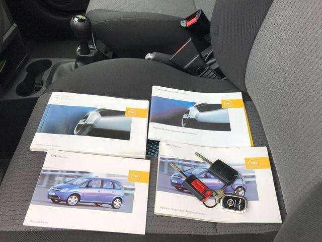 Opel Meriva 2005