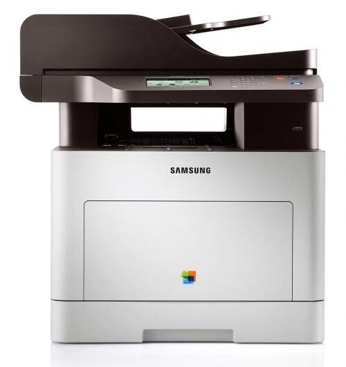 Impresora laser multifuncion profesional oficina
