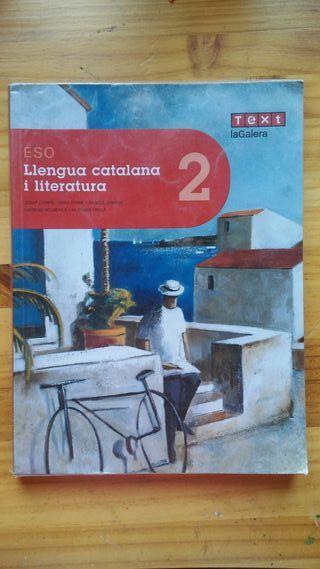 Libro de Catalán 2°ESO