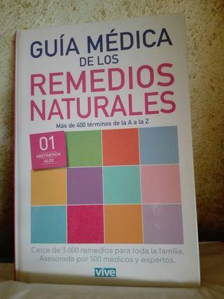 Libro de remedios naturales