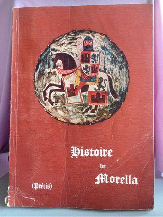Libro Antik Histoire d Morella