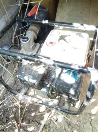 moto bomba agua
