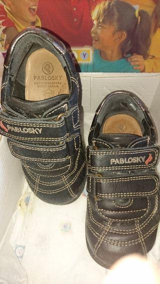 Zapatos niňo PABLOSKI