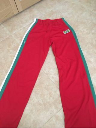 Pantalones de capoeira