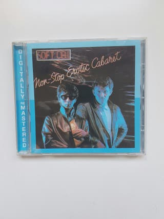 CD Soft Cell non stop erotic cabaret