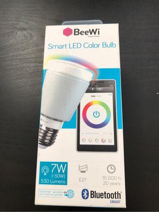 Bombilla LED Bluetooth Beewi