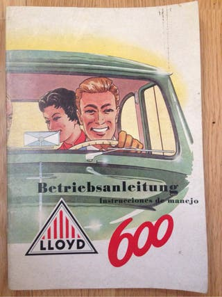 Intrucciones Lloyd 600