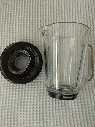 Vaso de batidora moulinex cristal