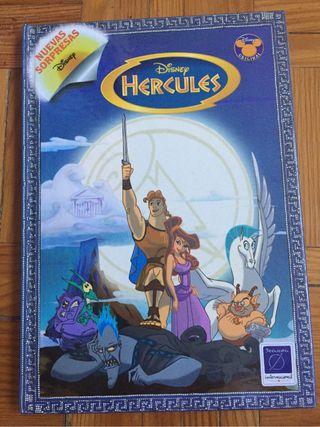 Libro Hércules