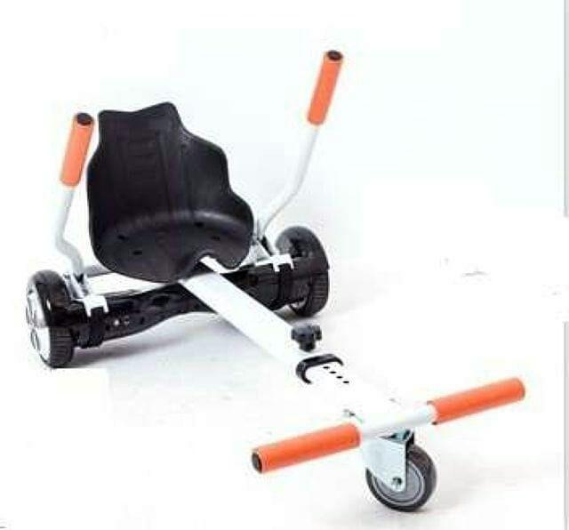 Hoverkars silla para patin el ctrico de segunda mano por 30 en sabadell en wallapop - Silla de patin electrico ...