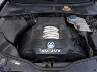 Volkswagen Passat v6 4 motion 2001