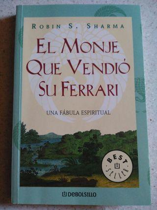 "Libro ""El monje que vendio su Ferrari"""