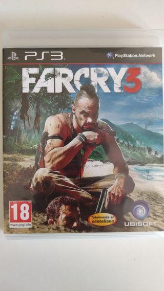 Far cry 3 juego ps3