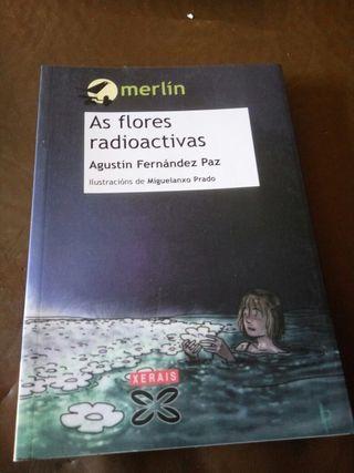 libro as flores radioactivas