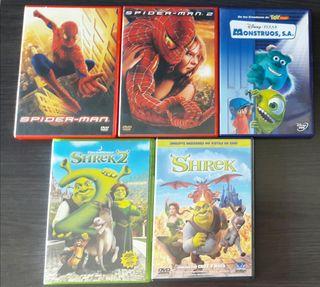 Peliculas Dvd Infantiles