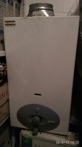 Calentador GAS NATURAL 11lt, NUEVO, gran precio.