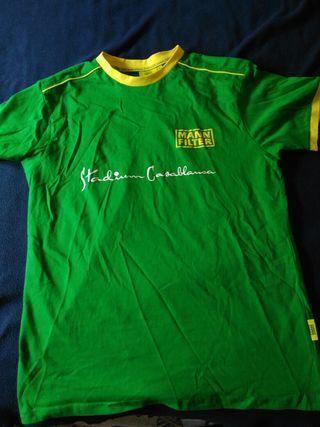 Camiseta Mann Filter Stadium Casablanca