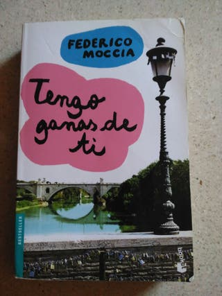 Libro Tengo ganas de ti