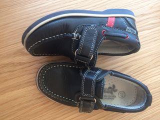 Zapatos niño talla 27