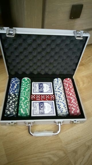 juego pocker