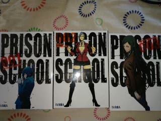 Prison school mangas