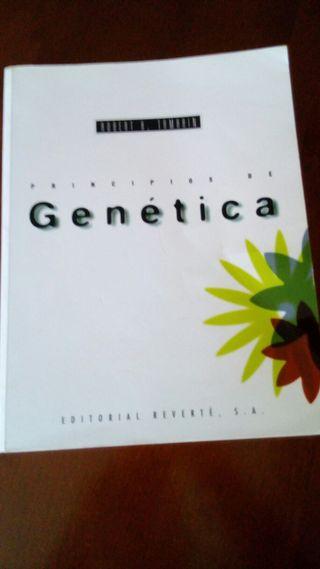Libro Principios de Genética (Robert H Tamarín)
