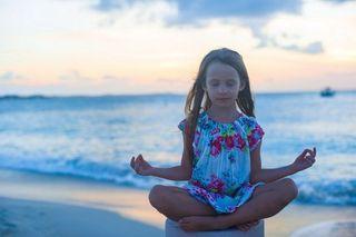 Clases de meditación y relajación para niños