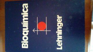 Libro de bioquímica Lehninger