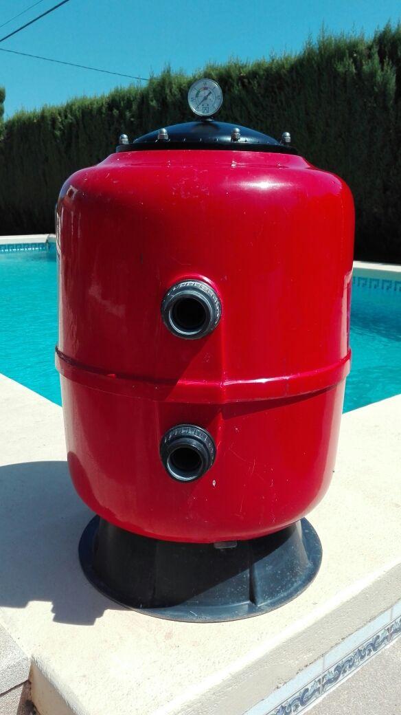 filtro de arena para piscinas Astralpool de 450mm